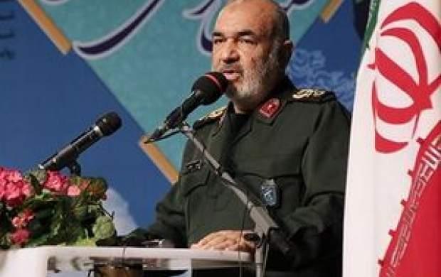 سردار سلامی: اربعین ریشه ظلم را از بین خواهد برد
