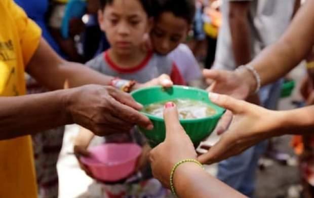 سازمان ملل: ۸۲۰ میلیون نفر در جهان گرسنهاند