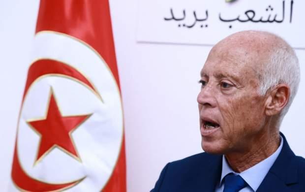 خودروی ایرانی رئیسجمهور تونس +عکس