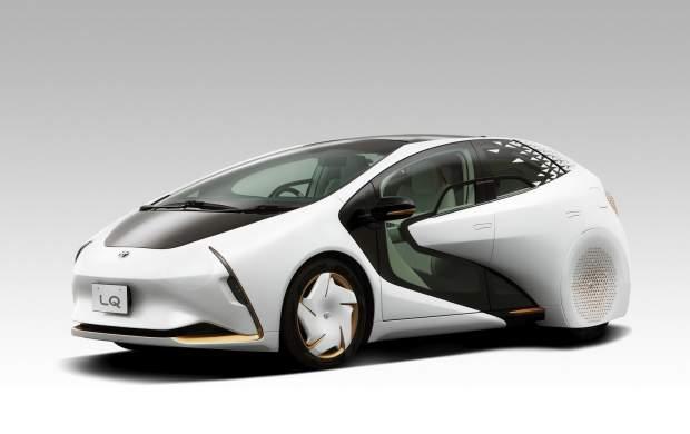 عرضه «تویوتا»های الکتریکی تا سال 2021 +تصاویر
