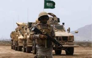 ورود تجهیزات نظامی عربستان به فرودگاه عدن