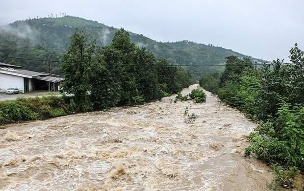 پیشبینی سیلاب در شمال کشور
