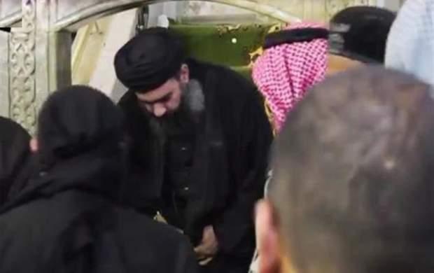همسر و خواهر البغدادی بعد از دستگیری +عکس