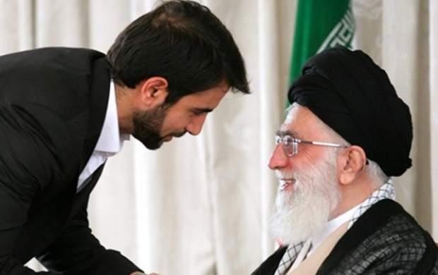 تحسین رهبر انقلاب از تلاوت یک قاری ایرانی +صوت