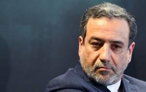 عراقچی: غربیها به تعهدات در برجام عمل نکردند