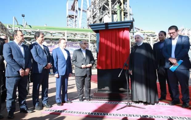 آقای روحانی! ۱۰۰ درصد این پروژه را سپاه ساخت