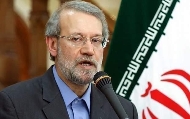 آخرین وضعیت تصمیم انتخاباتی علی لاریجانی