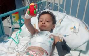 ۱۵ کودک ایرانی قربانی تروریسم تحریمی امریکا