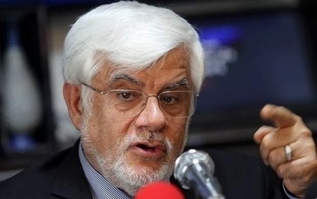 عارف: انتقاد از مدیران دولت همسویی با دشمنان نظام است!