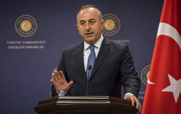 ترکیه: امیدواریم آرامش زودتر به ایران بازگردد