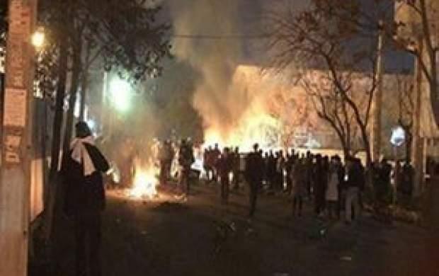 اراذل اجارهای قرآن را هم به آتش کشیدند