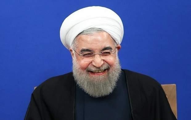 روحانی: سلام بر همه دختران!