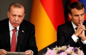 اردوغان به ماکرون: دچار مرگ مغزی شدی؟