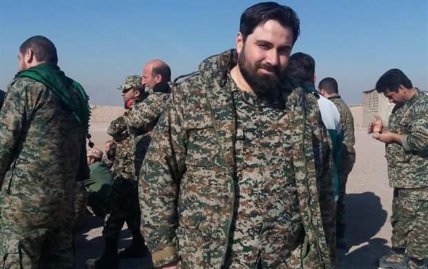 دیدار خانواده شهید مدافع امنیت با رهبرانقلاب