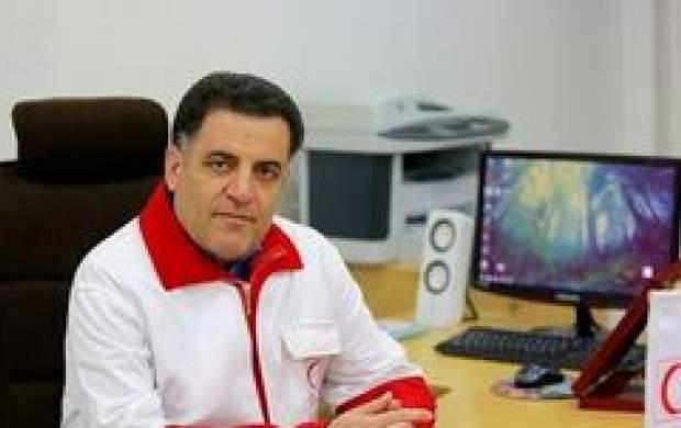 رئیس جمعیت هلال احمر استعفا کرد