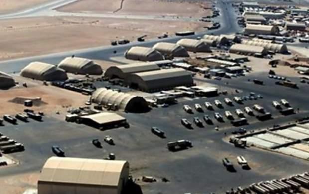 حمله به بزرگترین پایگاه نظامی آمریکا در عراق