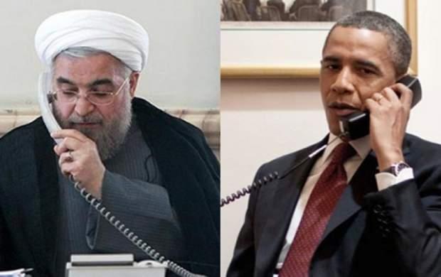 جزئیات جدید مکالمه تلفنی روحانی و اوباما