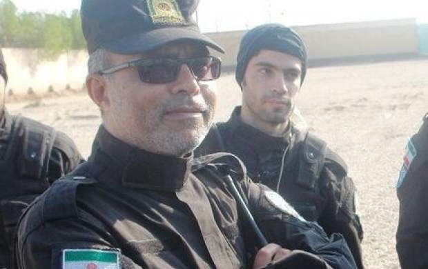 فیلم/ لحظه شهادت شهید صیادی در ماهشهر