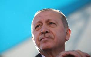 """تلاوت قرآن توسط اردوغان در یک مراسم  <img src=""""http://cdn.jahannews.com/images/video_icon.gif"""" width=""""16"""" height=""""13"""" border=""""0"""" align=""""top"""">"""