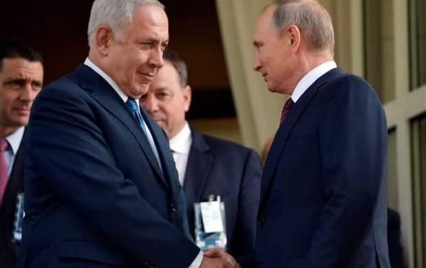 گفتوگوی پوتین و نتانیاهو درباره ایران و سوریه