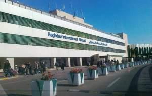 اصابت چندین راکت به نزدیکی فرودگاه بغداد