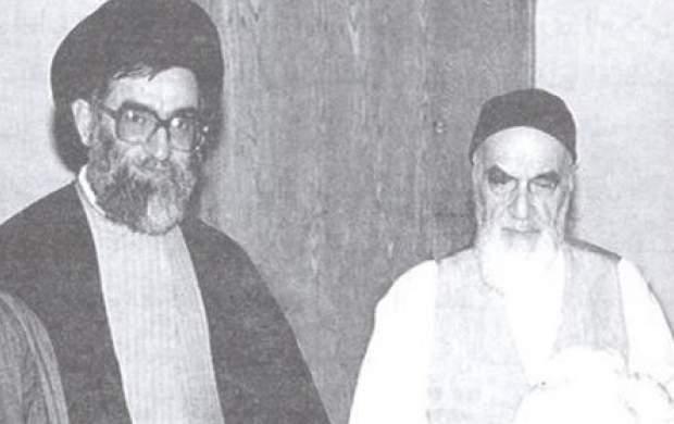 ماجرای دیدار نیم ساعته امام و آیتالله خامنهای