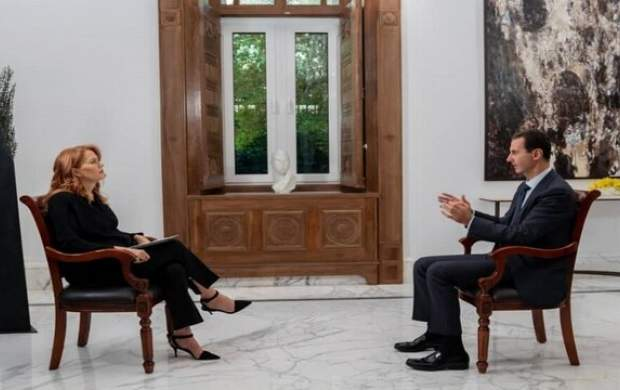 بشار اسد: از دیدار با اردوغان بیزارم