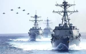 پنج نیروی دریایی برتر جهان