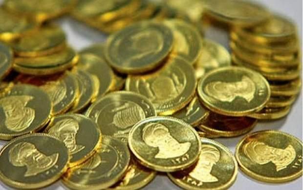 قیمت سکه به ۴ میلیون و ۵۳۴ هزار تومان رسید