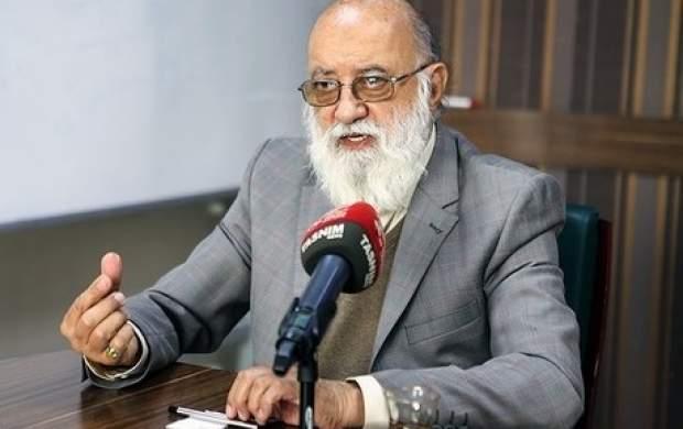 چمران: دولت روحانی قائل به شفافیت نیست
