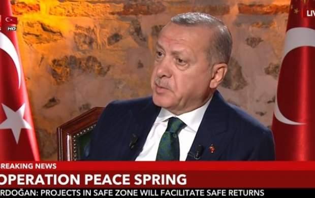 اردوغان آمریکا را به تعطیلی «اینجرلیک» تهدید کرد