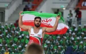 آزادکار ایران برترین کشتی گیر جهان شد