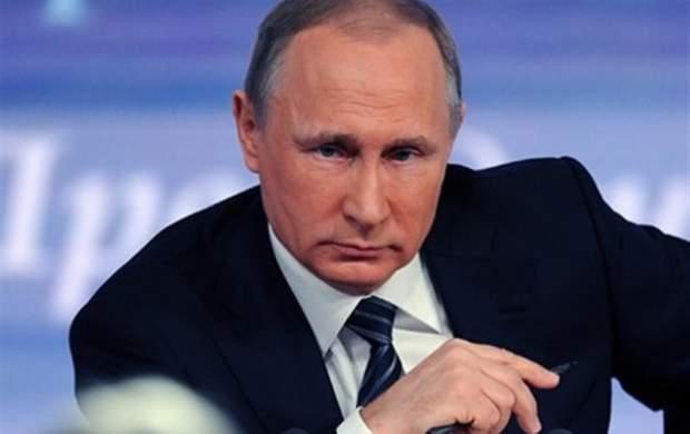 پوتین: به جز روسیه هیچ کشوری دارای تسلیحات مافوق صوت نیست
