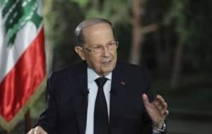 انتقاد شدیداللحن «میشل عون» از «سعد حریری»