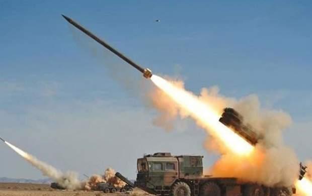 برخورد ۴ موشک با پایگاه آمریکا در شمال بغداد