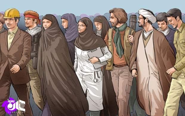 جوانان انقلابی چگونه برگ برنده انتخاباتی میشوند؟