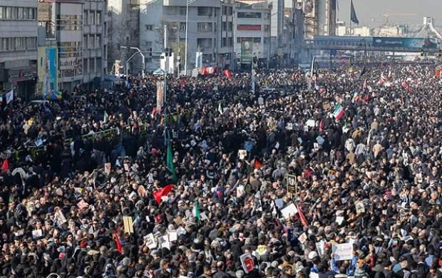 نیویورکتایمز: ترور سلیمانی، ایران را متحد کرد