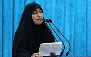 نامه خواندنی دختر شهید طهرانی به زینب سلیمانی