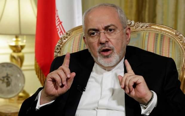 ظریف: آمریکا به تقلید از داعش ایران را تهدید میکند
