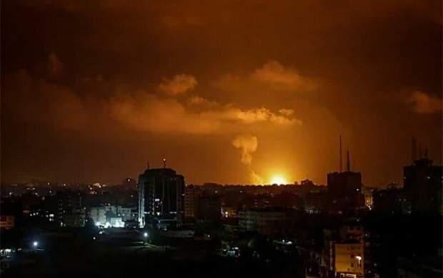 گزارشهای تأییدنشده از انفجار در مرز عراق و سوریه