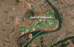پرواز گسترده بالگردهای آمریکا در آسمان بغداد