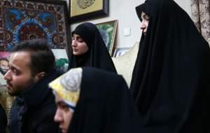 یک روز در منزل شهید حاج قاسم سلیمانی