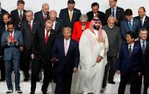 نشست «سی ۲۰» عربستان تحریم شد