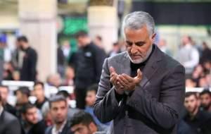 درخواست برادر حاج قاسم از عشایر و مردم عراق