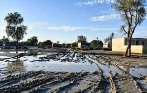 تخریب ۲۰ هزار هکتار باغ و مزرعه در اثر سیل سیستان و بلوچستان