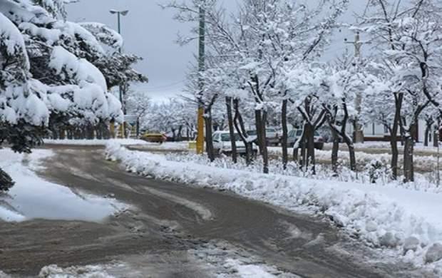 برف در تهران/ شهرداری: غافلگیر نمیشویم