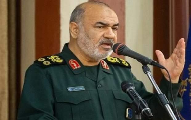 واکنش فرمانده سپاه به تهدید ترور سردار قاآنی