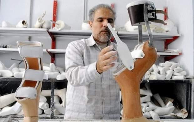 ساخت اعضای مصنوعی بدن در کارخانه ایرانی