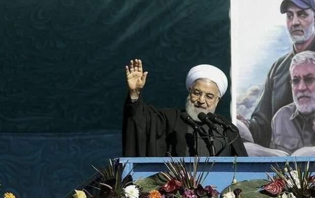 روحانی: موشکباران عینالاسد خواست مردم بود