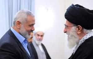 پیام تبریک «اسماعیل هنیه» به رهبرانقلاب